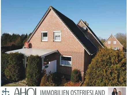 Doppelhaushälfte in ruhiger Lage von Uttum