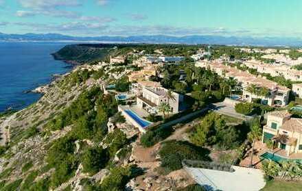 Moderne designer Neubau-Villa mit Meerblick in Puig de Ros