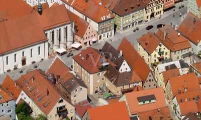 Schöne Wohnung im Zentrum von Weißenburg