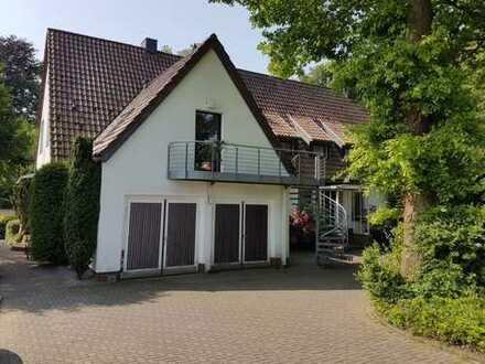 Verträumtes Landhausdomizil vor den Toren Düsseldorfs...