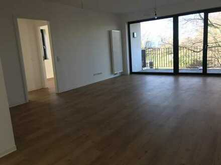 3 Zimmer-Wohnung im Neubau!