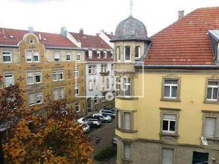 ++ Seltene GELEGENHEIT ++ 6 Zimmer Maisonette AB-Wohnung mit Balkon in der SW-Stadt