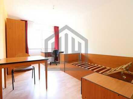 Möblierte Einzimmerwohnung mit guter Rendite für Kapitalanleger, Pendler oder Studenten