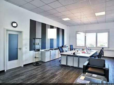 *doMstadt* Mehrzweckhalle mit Büroräumen und Ausbaumöglichkeiten in zentraler Lage