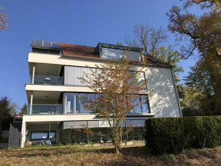 Luxuriöse 4,5 Zimmer-Wohnung in Südhanglage mit großem Balkon
