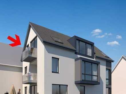 Exklusives Wohnen mit Seeblick - Neubau Dachgeschosswohnung