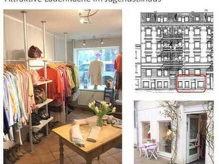 Günstige Gelegenheit für Kapitalanleger in Eppendorf: Ladengeschäft, vermietet, ca. 4,77% Rendite
