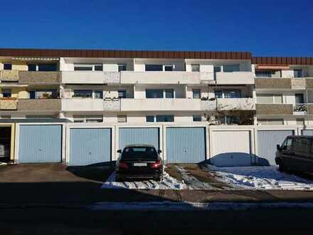4 Zimmer mit Ausblick, Balkon, Keller, Garage