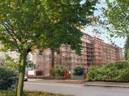 Loftartige DG-Wohnung auf mit bis zu 5 Meter hohen Decken!