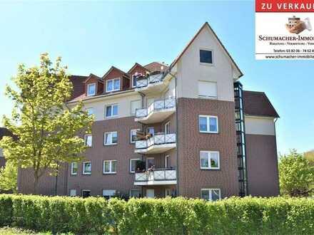 Kapitalanlage - Wohntraum mit Balkon und Lift in Bergen auf Rügen