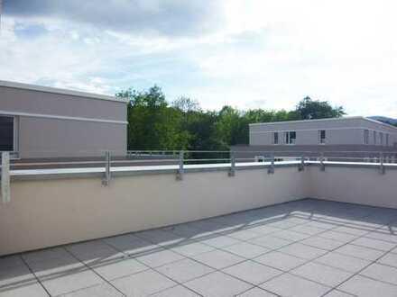Zweitbezug: Modernes Penthouse mit fantastischer Dachterrasse