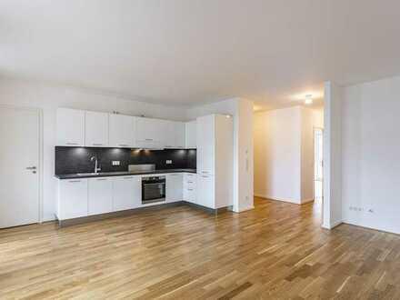 Kleine 3 Zimmer Wohnung mit EBK & Wanne & Abstellraum