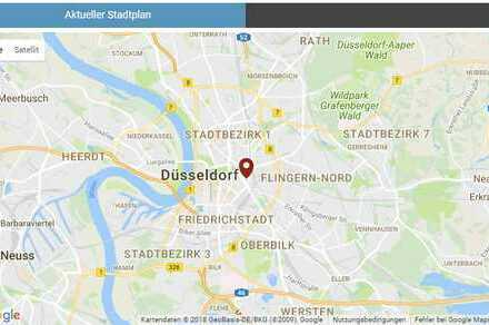 Neubau--Hochwertige 2-Zimmer-Wohnung in Düsseldorf Zentrum
