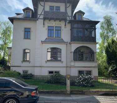 Kleines Büro in herrschaftliche Villa in Dresden-Bühlau