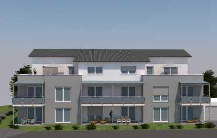 Neue 3-Zimmer-Wohnung in Mitterfels zu vermieten
