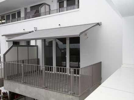 2-Zimmer-Komfort-Whg. (2.06) barrierefrei mit Balkon