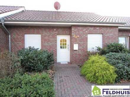 2-Zimmer-Reihenmittelhaus mit Einbauküche in ruhiger Lage von Holtland!