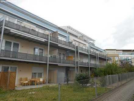 Moderne Seniorenwohnung mit Balkon