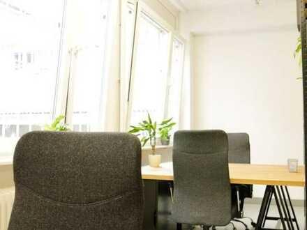 Co-Working Platz oder Einzelbüro ab sofort zu vermieten!