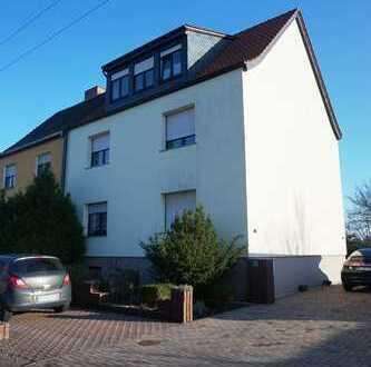 3-Raum-Whg in Waldersee Hochparterre*Balkon*Tageslichtbad mit Wa&Du*AK