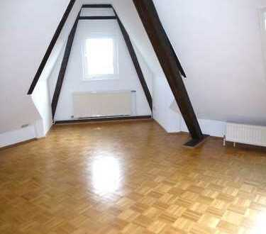 LIVING IN THE CITY / Dachgeschoss-Maisonette in 'Art-Nouveau-Villa' mit Dach-Terrasse