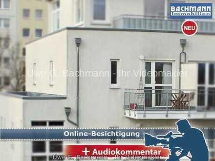 Berlin - Biesdorf: Bezugsfreie Single-Wohnung im 3. Obergeschoss - UWE G. Bachmann
