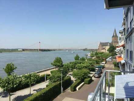 Modernisierte / Kernsanierte Etagenwohnung an der Rheinpromenade in Emmerich