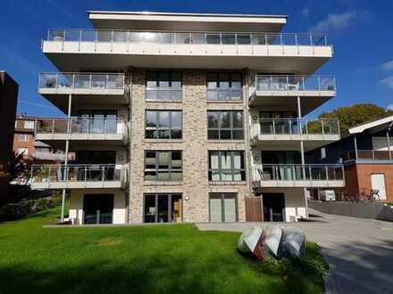 Neubau-Eigentumswohnung [KfW55] an der Schwentine