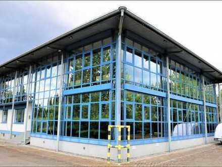 Bahlingen am Kaiserstuhl: helle und gepflegte Büroräume mit einer Gesamtfläche von ca. 570 m²