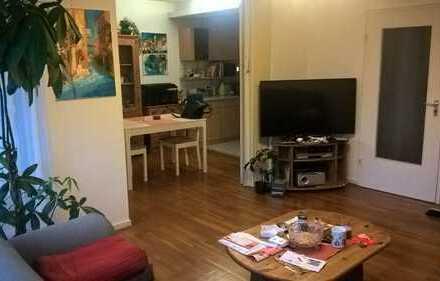 All Inclusive 32 qm gemeinsames Benutzungsfläche+ 15qm eigenes Zimmer mit großzügige Couchbett