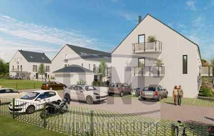 Reserviert: Neubau von 16 Reihen- und Doppelhäusern in der alten Gärtnersiedlung