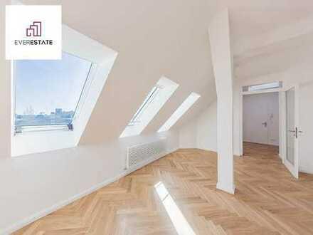 Provisionsfrei: Familienfreundlicher Dachgeschosstraum mit Balkon