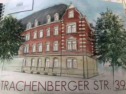Neuwertige 3,5-Raum-Maisonette-Wohnung mit Balkon und Einbauküche in Dresden