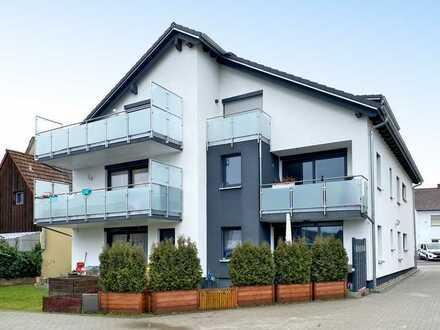 Neuwertige Maisonettewohnung im Ober- und Dachgeschoss mit Gartenanteil
