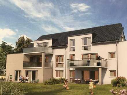 Erstbezug: Hochwertige 4-Zimmer-Wohnung mit großem Balkon in 6 Fam. Haus in Löchgau