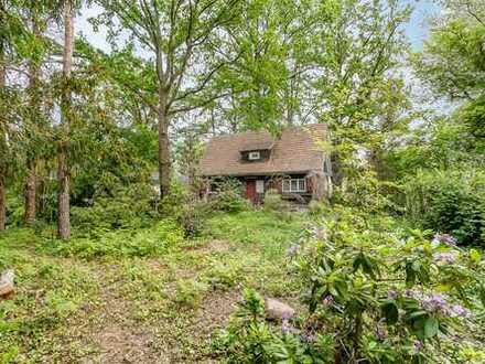 ca. 925 m² Grundstück mit Abrisshaus - Verkauf im Bieterverfahren