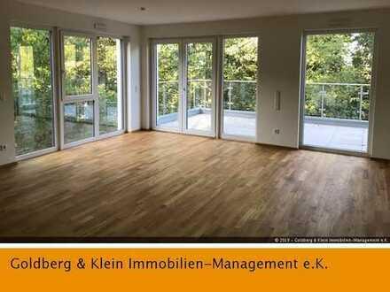G & K - Lichtdurchflutete 3-Zimmer Wohnung mit traumhaften Blick ins Grüne zu vermieten!