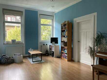 Schöne Altbau-2 ZKB-Wohnung in der Oststadt nahe KIT, ca. 73qm, 720,- € +NK/HZ