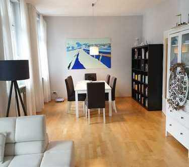 Schöne, sehr zentral gelegene 3-Zimmer Wohnung in der Bonner Innenstadt, mit großem Balkon