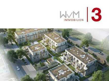 Sonnenliebhaber aufgepasst: 3 Zimmer-Neubauwohnung mit Süd-West-Garten