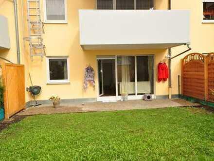 Sonnige Gartenwohnung mit Terrasse, tolle Aufteilung, EBK-Ablöse mögl. in schöner Umgebung