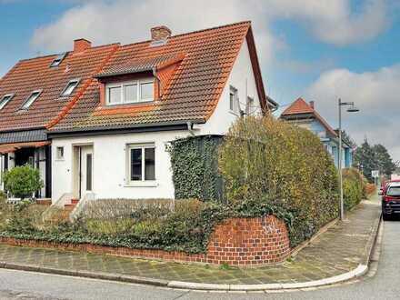Schöne Doppelhaushälfte in guter Lage von Mannheim-Gartenstadt