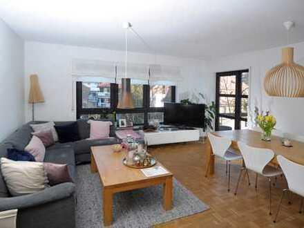 Wohntraum in Grünwald - geschmackvolle Eigentumswohnung in ruhiger, gepflegter Wohnanlage