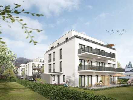 Moderne Architektur und Burgblick in Kulmbach
