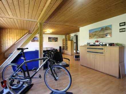 2-Zimmer-Dachgeschosswohnung in Heilbronn-Klingenberg