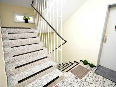 **Hereinspaziert in unserem gepflegten Mehrfamilienhaus - hier erwartet Sie eine großzügige 3-Zimmer