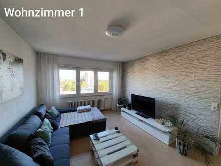 Gepflegte Wohnung mit zweieinhalb Zimmern sowie Balkon und EBK in Ludwigshafen am Rhein