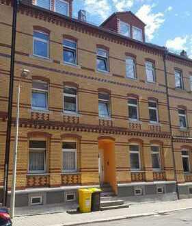 Marienthal - beliebte Wohnlage, Ein-Raum-Whg. im Hochparterre, Wohnküche und Bad mit Fenster, Balkon