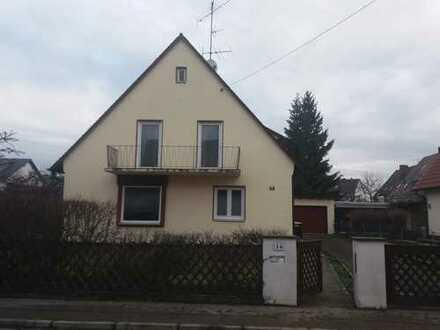 Neuburg Einfamilienhaus freistehend in ruhiger Lage