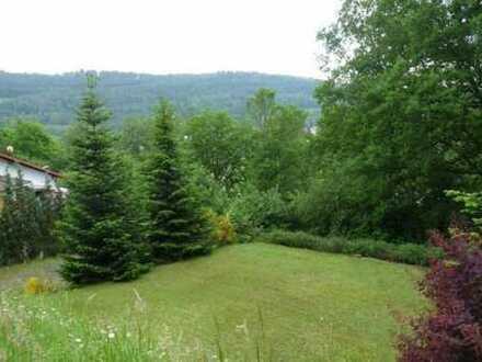 Schönes Baugrundstück mit Gartenhaus in ruhiger Wohnlage von Sinntal-Altengronau